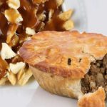 This pandemic year has prompted a lot of reinvention, and food favourites are no exception, including the traditional tourtière. Photo credit: The Conversation Canada.