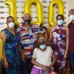 Trinidadian Centenarian Credits Faith In God, Active-Lifestyle For Long Life