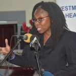 Medical Officer of Health for Westmoreland, Dr. Marcia Graham. Photo credit: Photo credit: Serena Grant/JIS.