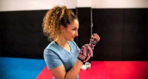 Punch Like A Muslim Woman: An Egyptian-Danish Boxer Breaking Many Stereotypes