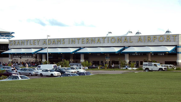 Retail Shops And Food Establishments At Barbados Airport Closed