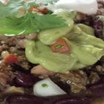 Homemade chili has so much good stuff in it. Photo courtesy of The Art of Catering.