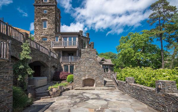 Derek Jeters Castle -- Story Image
