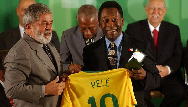 Documentary About Football Legend, Pelé, Kicks Up Questions On Race, Violence And Democracy In Brazil