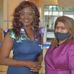 """Trinidad Social Services Minister Inspires Women To """"Keep Striving For Success"""""""