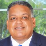 U.S. Virgin Islands Commissioner of Tourism Joseph Boschulte.