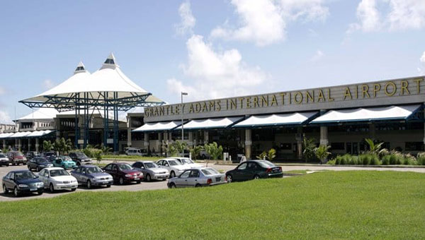 Barbados International Airport To Remain Closed Until April 14