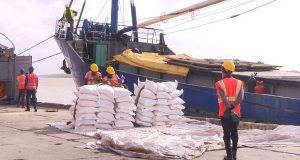 Guyana's Emergency Supplies For St. Vincent Sets Sail Today