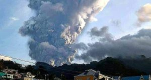 Tuesday: A Third Explosion Rocks St. Vincent
