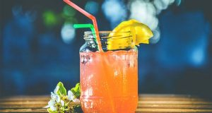 Orange Blush Beverage