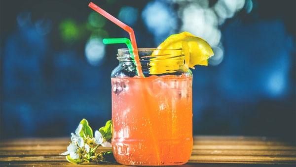 Orange Blush Beverage