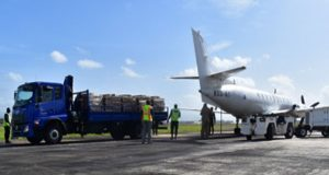 Trinidad Sends Disaster Relief Supplies To St. Vincent