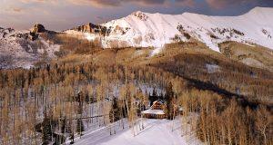 Tom Cruise's 320-Acre Colorado Mountain Ranch For Sale