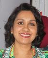 Shalima Mohammed -- profile shot