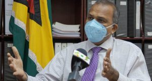 Negative RT-PCR Test Still A Requirement To Enter Guyana, Says Health Minister
