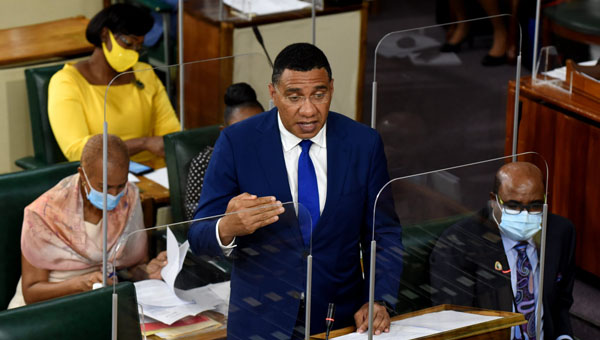 Jamaica's PM Announces Protocols For Reopening Of Entertainment Sector