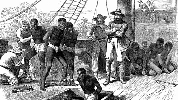 Holocaust Victims Got Reparations, So Why Not Descendants Of Trans-Atlantic Slavery?