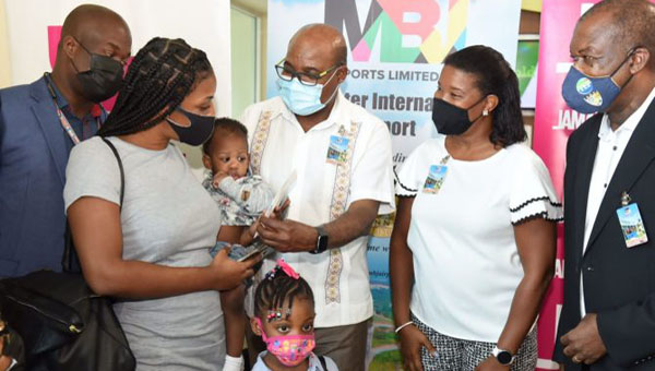 Jamaica Welcomes One Millionth Visitor Since The Onset Of COVID-19