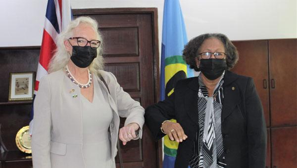 CARICOM Secretary-General Accredits New UK Ambassador To The Caribbean Community