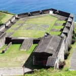 The Prince of Wales Bastion at the Brimstone Hill Fortress National Park in St. Kitts-Nevis. Photo credit: Ukexpat -- Own work, CC BY-SA 3.0.