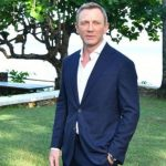 British actor, Daniel Craig, who plays the lead role in 'No Time to Die'. Photo credit: Contributed.