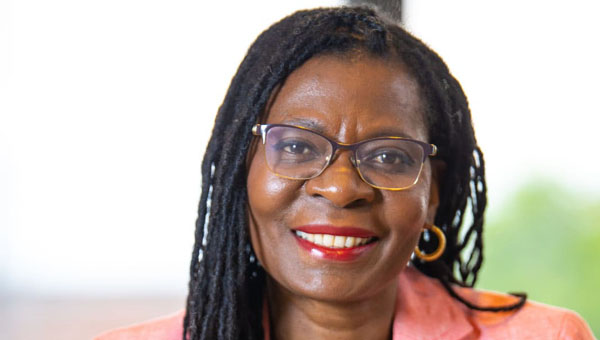 New Head Of Equity And Diversity At Memorial University Of Newfoundland, Dr. Delores Mullings, Teared-up About Appointment