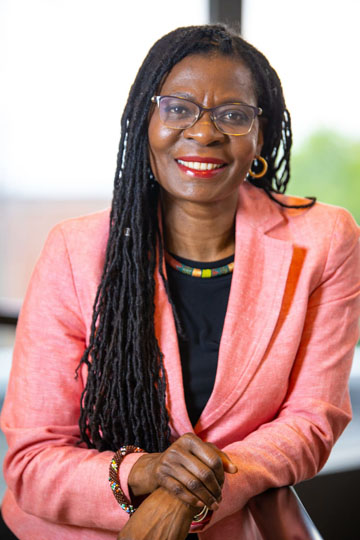 """Dr. Delores Mullings """"is no stranger to surmounting challenges or scrutiny"""". Photo contributed."""