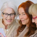 By 2036, Montrealers, aged 65 or over, will be around 465,800, and most are women. Photo credit: Anna Shvets/Pexels.