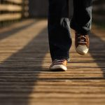 Many a difficult business challenge, financial or otherwise, has been resolved, as I walked alone. Photo credit: Frank Busch/Unsplash.