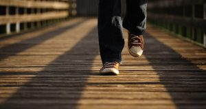 Benefits From 40 Years Of Walking — And Still Counting